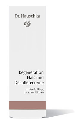 Regeneration Hals und Dekolletécreme
