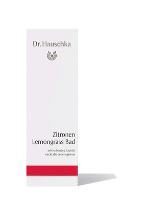 Zitronen Lemongrass Bad