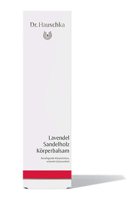 Lavendel Sandelholz Körperbalsam