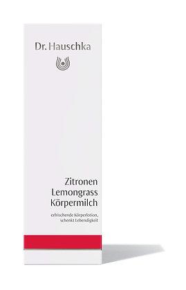 Zitronen Lemongrass Körpermilch