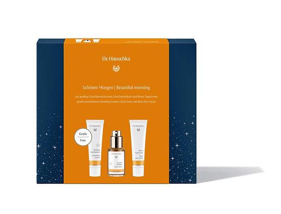 Geschenkset: Schöner Morgen mit gratis Gesichtswaschcreme