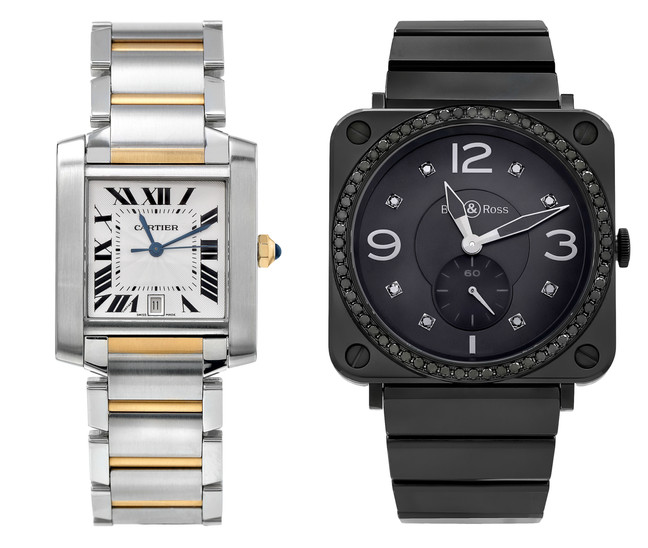Eleven James Luxury Timepieces