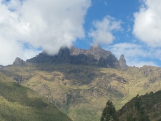 Altitude Sickness in the Sacred Valley