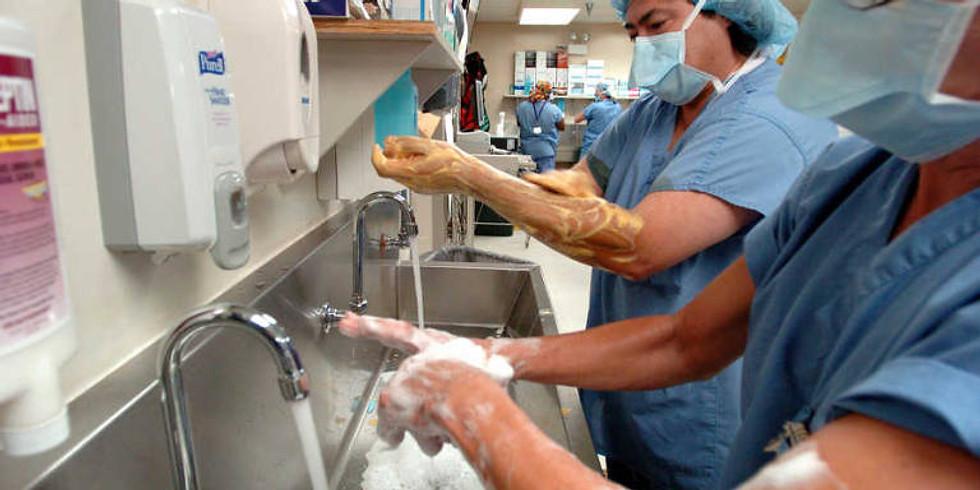 Emergências e  infeção cruzada no consultório dentário para Assistentes Dentários