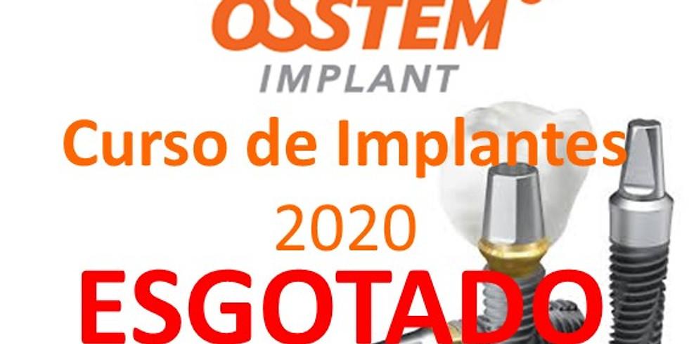 Curso prático de cirurgia e reabilitação com implantes – do plano de tratamento às técnicas avançadas