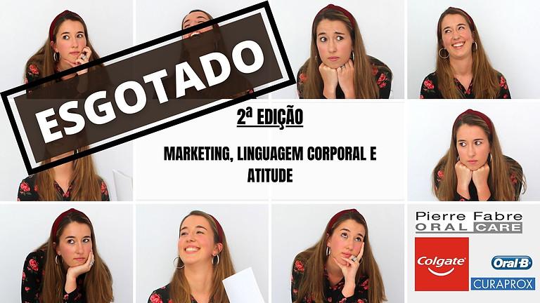 Marketing, Linguagem Corporal e Atitude na Medicina Dentária 2ª Edição