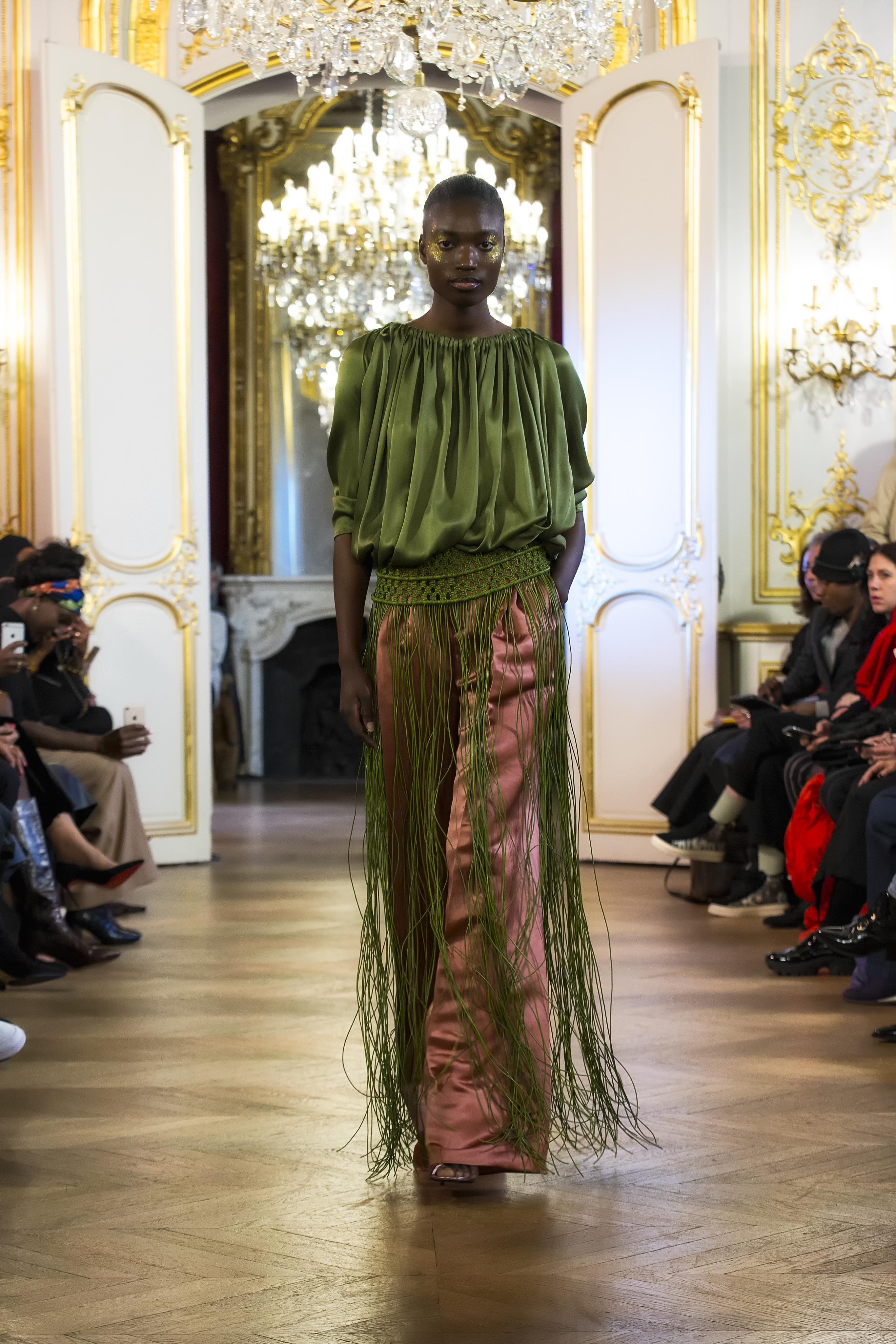 Couture SS 20 Akouma Look 2