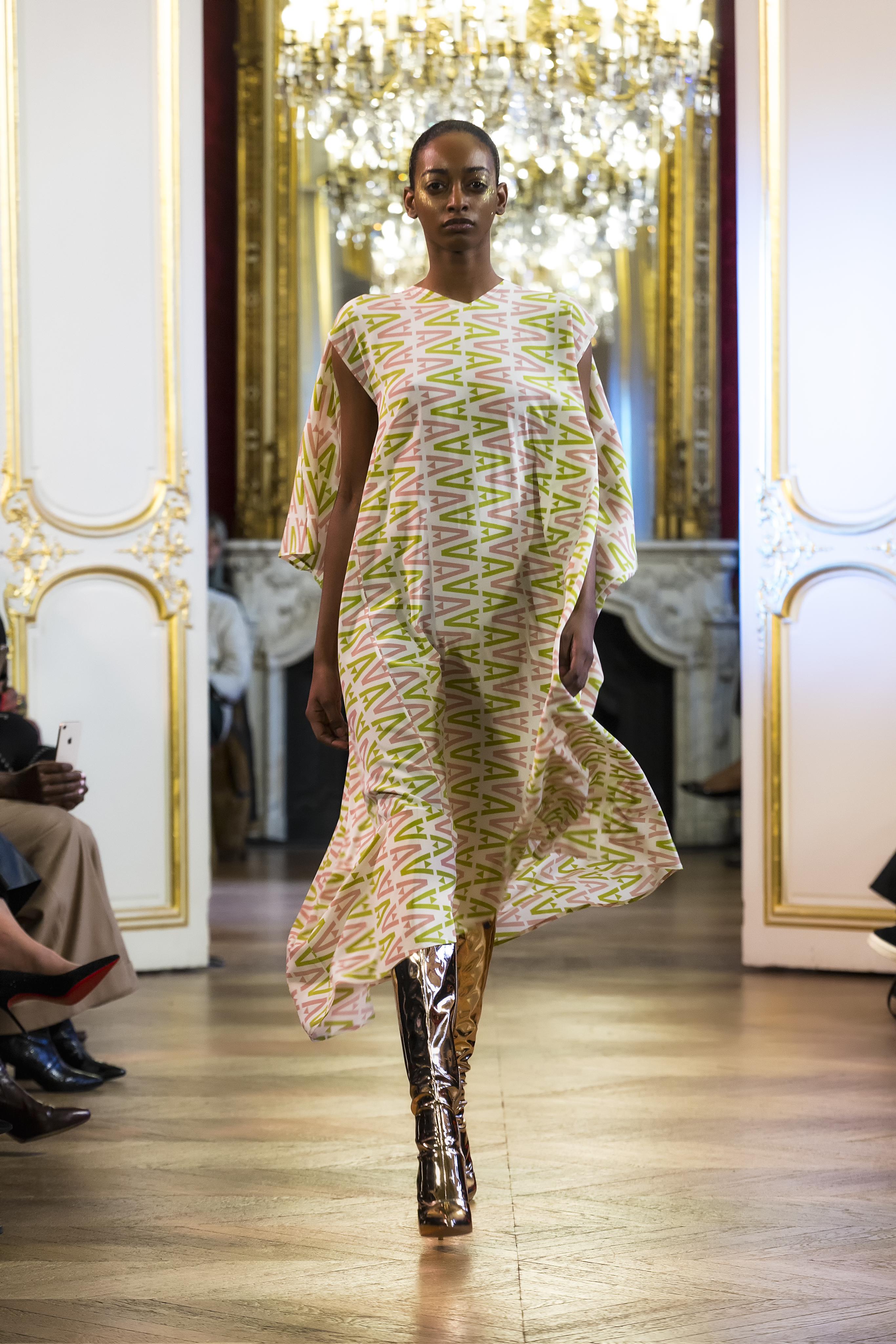 Couture SS 20 Akouma Look 7