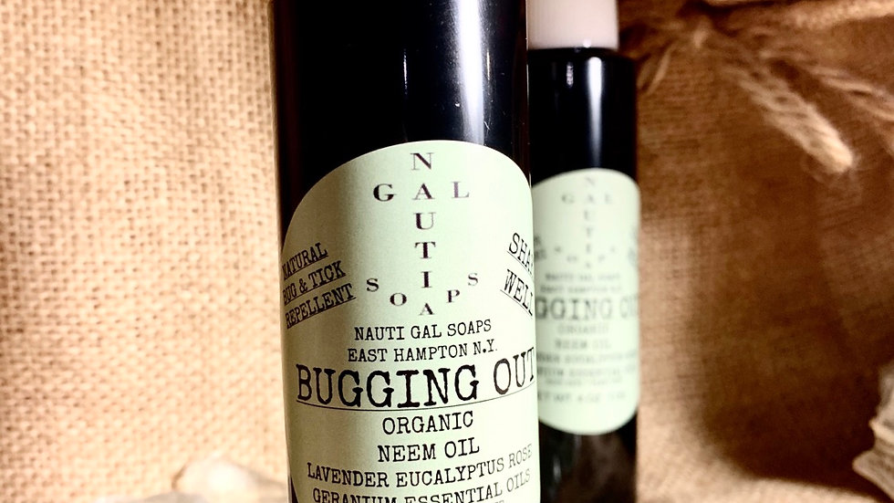 Bugging Out 4oz Spray