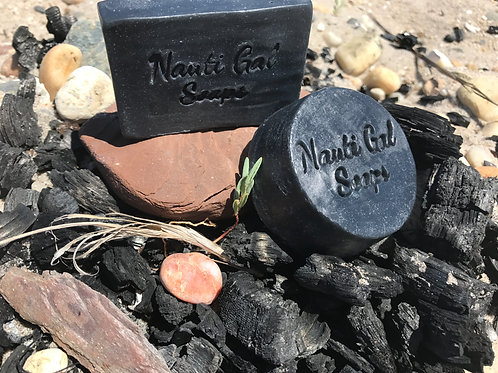 Activated Charcoal Detox Body OR Face Bar