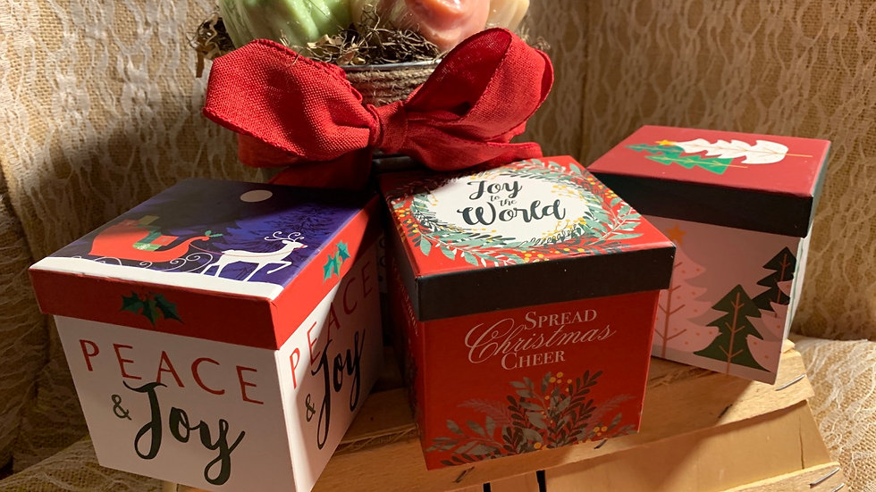 Gift Wrapping -Box up to 4 items
