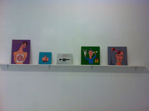Confessions - group show