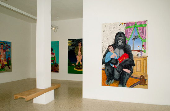 Good manners - solo exhibition