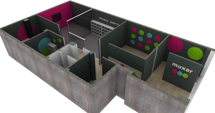 Diseño 3D Errenteria
