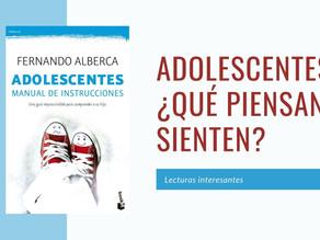 ADOLESCENTES. MANUAL DE INSTRUCCIONES.