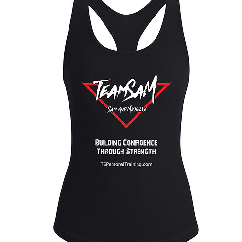 TS Tank Top (BLACK)