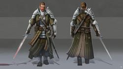 Warrior Character