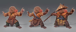 Character Stages
