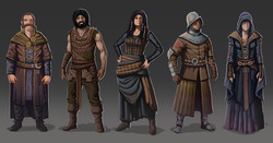 Character Cast