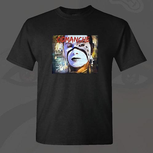 Micki Free Comanche Black T-Shirt