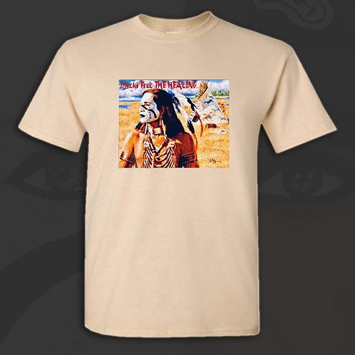 Micki Free The Healing Bone Colored T-Shirt