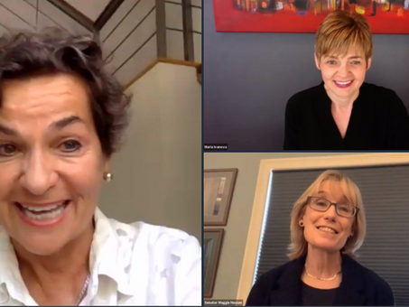 Earth Day at 50: A Conversation with Christiana Figueres