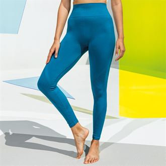 Seamless '3D fit' multi-sport sculpt solid colour leggings