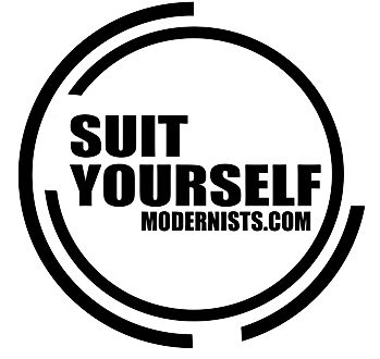 Suit Yourself Modernists Logo