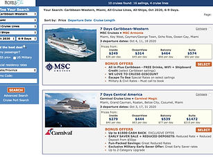 HotelsEtc Discount Club Cruise Vacations