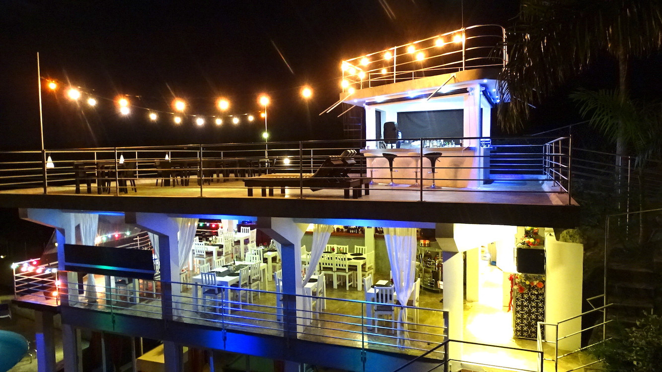 Bar Terrazza, Restaurante, Sala Juegos