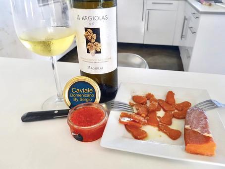 Caviar Dominicano, Filete dorado Ahumado nuestra producción.