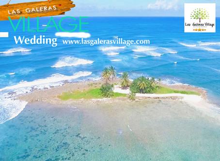 Boda Caribeña en una isla desierta -Matrimonio ai Caraibi - Caribbean wedding on a desert island -