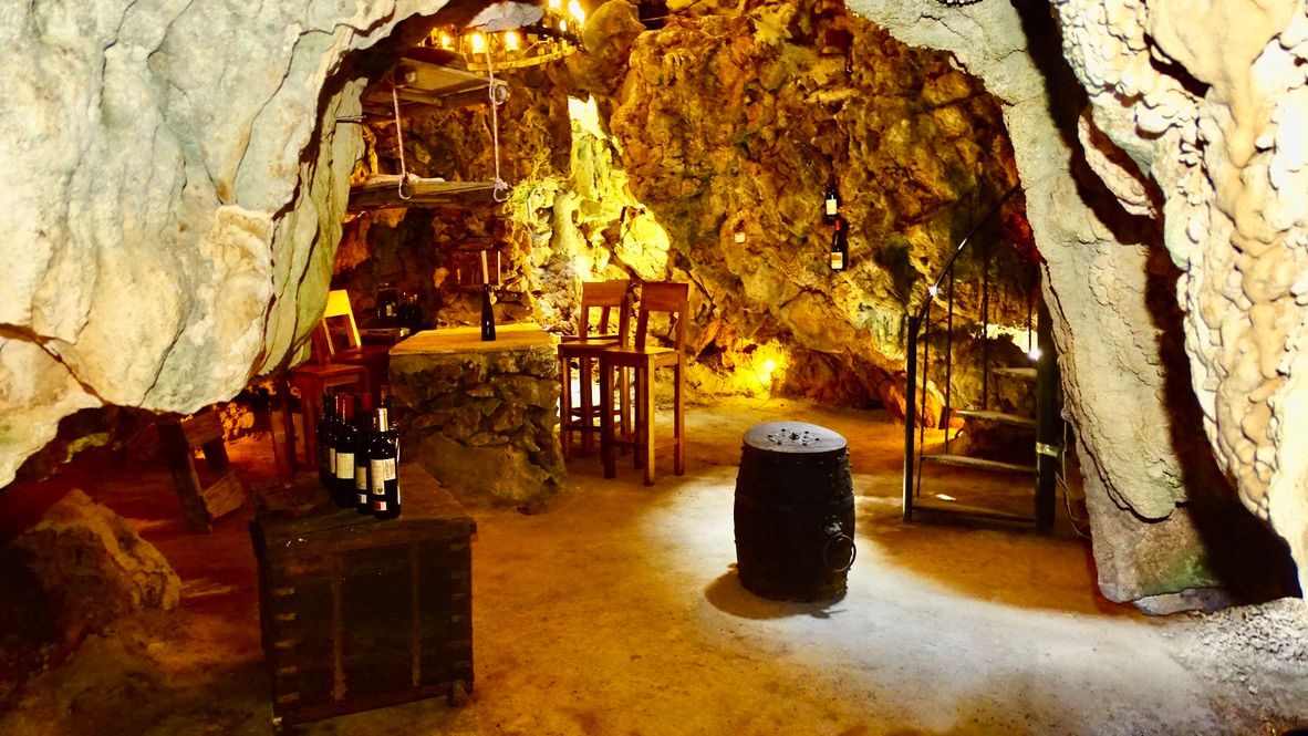 La Grotta del Piacere