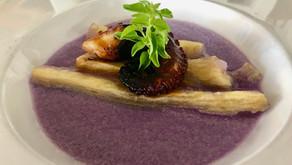 Especialidad del chef Gianfranco Pulina