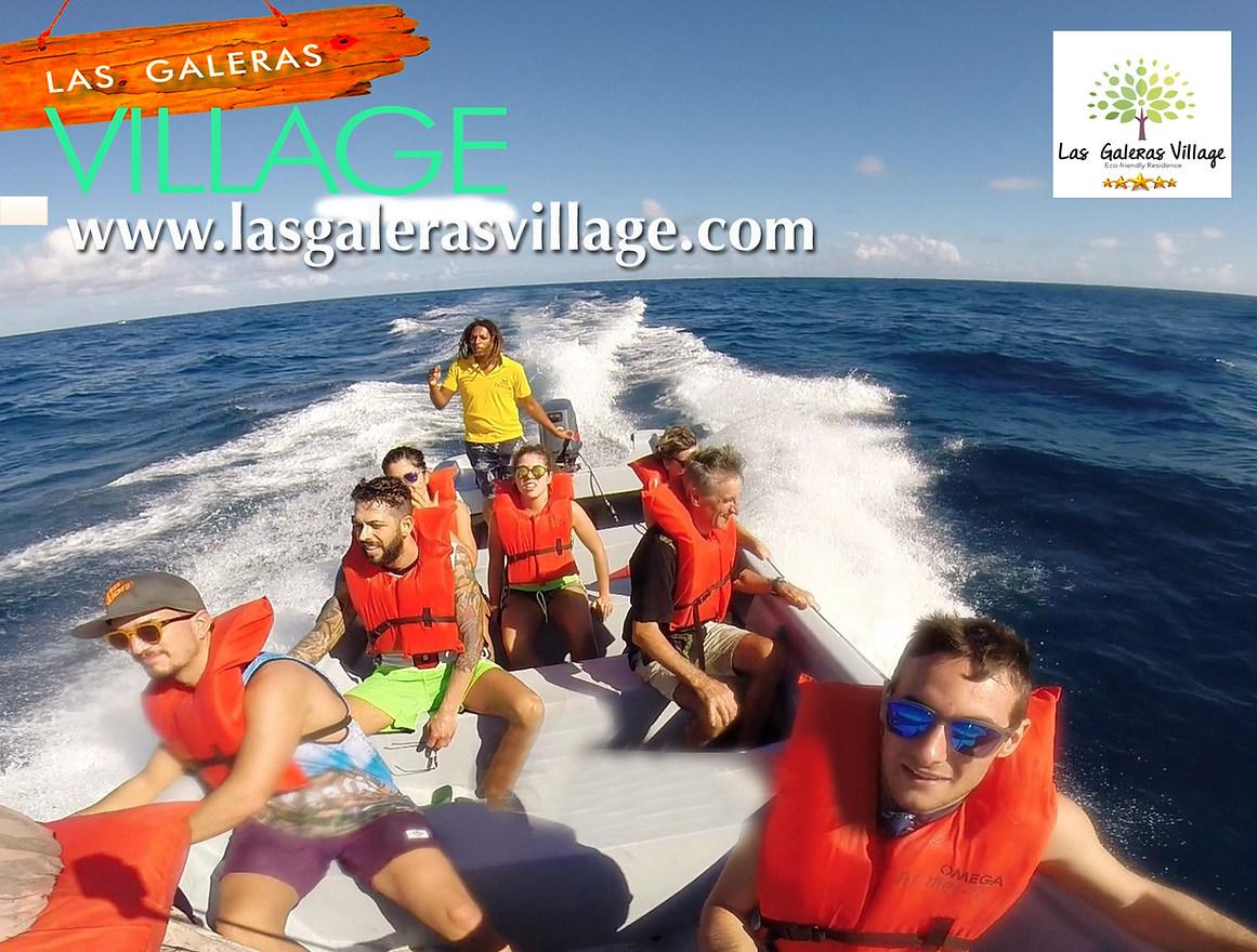 Excursion en barco