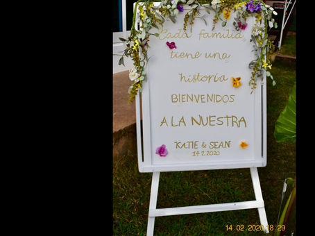 Matrimonio Katie y Sean a Las Galeras Village