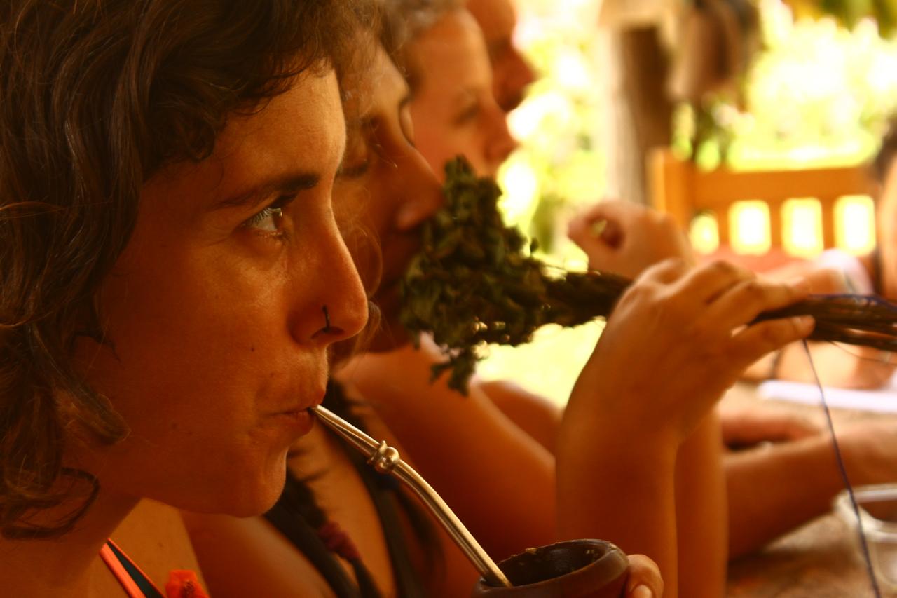 Compartiendo sabores y olores