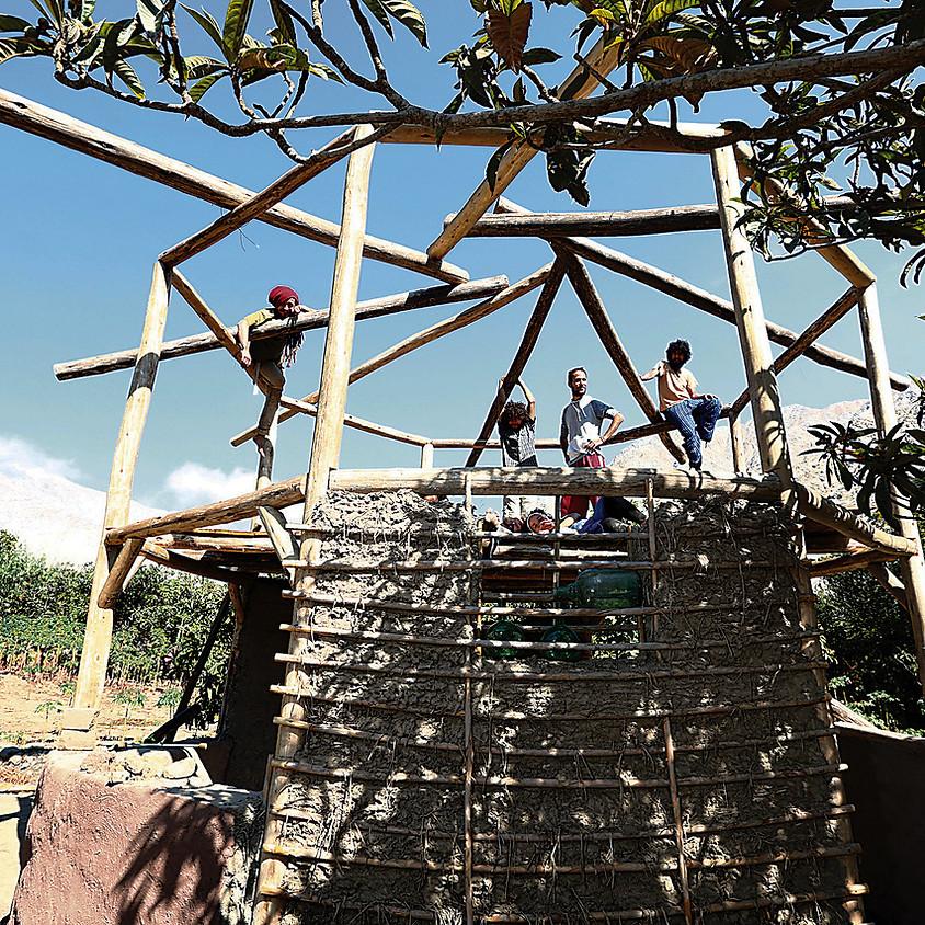 Taller de Construcción Natural en Tierra Langla