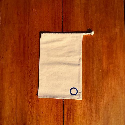 Bolsa de tela tocuyo (tamaño 2)
