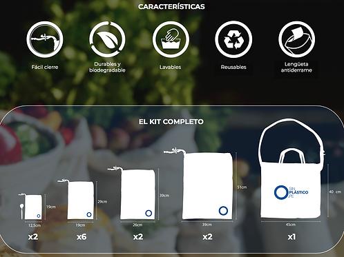 Kit de Bolsas - Completo