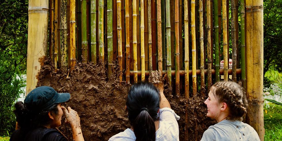 Puqio: Voluntariado en Construcción Natural