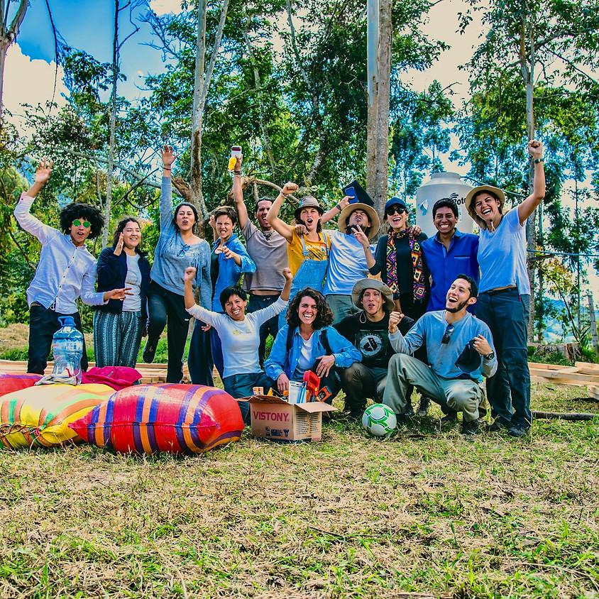 Programa de Voluntariado | Festival Ecológico: Salvaje + I Love The Jungle