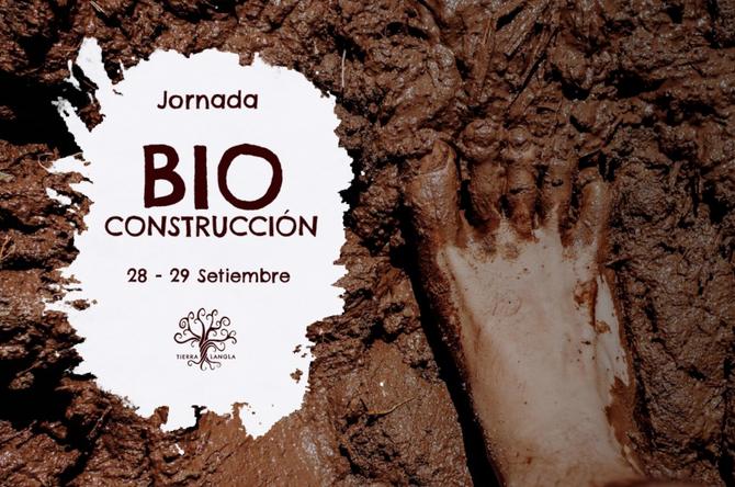 Jornada de Bioconstrucción (28 - 29 Sep)