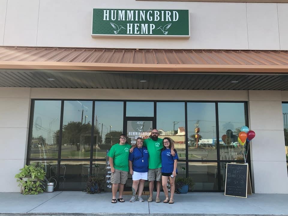 Hummingbird Hemp