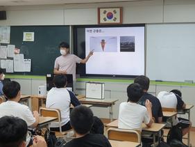 전남영광공공도서관, 2021년 '도서관 길 위의 인문학' 운영