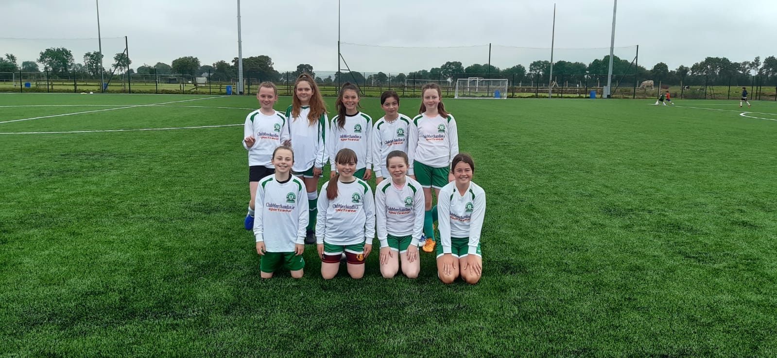 Burrin Celtic Girls U14