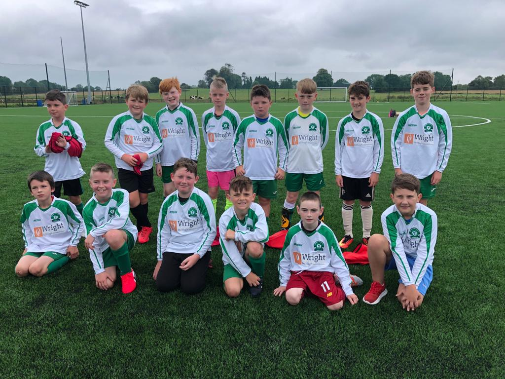 Burrin Celtic Boys Players