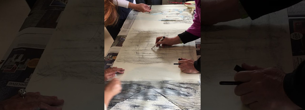 Another video of collaborative drawing