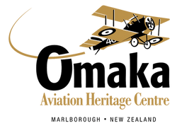 Omaka logo TRANZ for light background