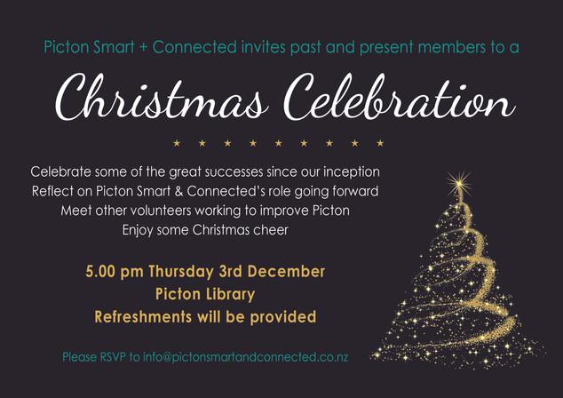 PS+C 2020 Christmas Network Invitation (